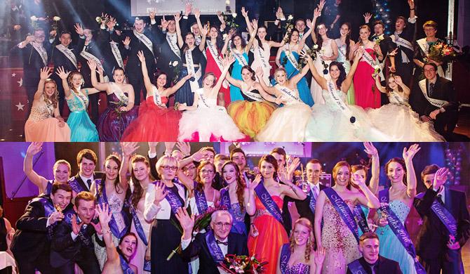Maturitní ples 4.A a 4.B - Gymnázium Kladno E. Beneše 2016